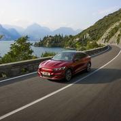 Ford Mustang Mach-E, l'électrique au triple galop