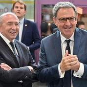 À Lyon, des proches de Collomb et Kimelfeld s'insultent en pleine rue