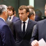Élargissement de l'UE: le cavalier seul de Macron en Europe
