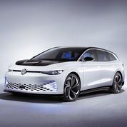 Volkswagen ID Space Vizzion, un break électrique