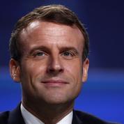 Les patrons de groupes internationaux en France toujours aussi «fans» de Macron