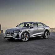 Audi e-Tron Sportback, l'électrique fait profil bas