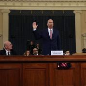 «Ukrainegate»: un témoin clé incrimine Donald Trump