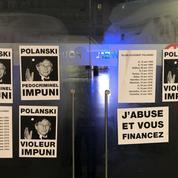 Des féministes placardent des affiches anti-Polanski sur trois cinémas bruxellois