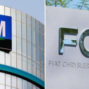 General Motors porte plainte contre Fiat-Chrysler pour corruption