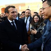 Macron tente de calmer la colère étudiante