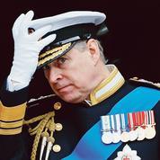 Le prince Andrew, paria de la famille royale britannique