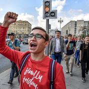 Les Russes de plus en plus attachés à la liberté d'expression