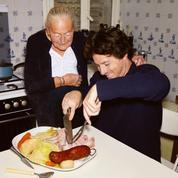 Rencontre exclusive chez «Mamie», la savoureuse grand-mère de Jean Imbert