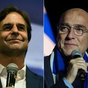 Présidentielle en Uruguay: vers un probable virage à droite
