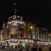 Les grands magasins célèbrent la magie de Noël à Paris