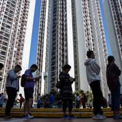 Hongkong: une participation record pour une élection test