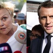 Muriel Robin interpelle Emmanuel Macron sur les violences faites aux femmes