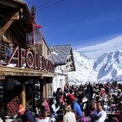 Grande roue d'altitude, terrasses en folie, expos... On fait quoi après le ski?