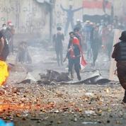 À Bagdad, avec les révoltés de la place Tahrir