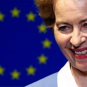 Les chantiers économiques d'Ursula von der Leyen