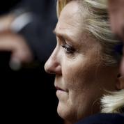 Manifestation du 5 décembre: Le Pen dénonce «la vision clanique» de la CGT