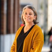 Isabelle Fleury, les tricots de la dignité