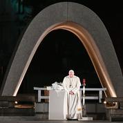Au Japon, la charge du pape contre l'arme nucléaire
