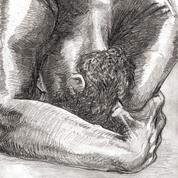 Le coup de crayon «Féroce» de Romain Duris