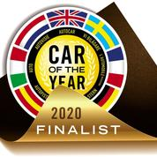Voiture de l'Année 2020, les sept finalistes