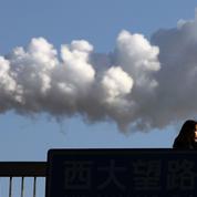 Record mondial de gaz à effet de serre
