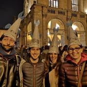 Les «sardines», le mouvement citoyen qui défie Matteo Salvini