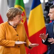 Le tandem Merkel-Macron, incarnation de la brouille franco-allemande