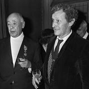 Le Piéton de l'air de Ionesco: «une œuvre ratée» pour Le Figaro en 1963