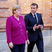 Berlin cherche à minimiser la profondeur du désaccord entre Merkel et Macron