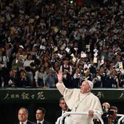 Le pape François appuie la demande des évêques japonais d'arrêter le nucléaire civil