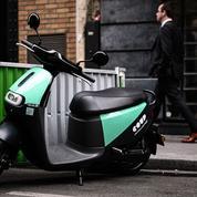 Les scooters en libre-service COUP mettent fin à leur présence à Paris
