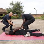 Des «superflics» français au secours de Bangui la naufragée