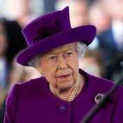 Élizabeth II d'Angleterre dans la tourmente