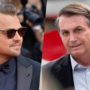 Jair Bolsonaro accuse Leonardo DiCaprio de «donner de l'argent pour brûler l'Amazonie»