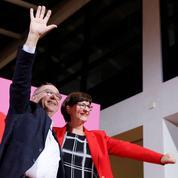 Virage à gauche pour les socio-démocrates allemands