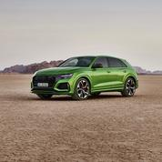 Audi RS Q8, l'Urus en ligne de mire