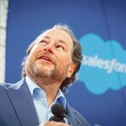 Salesforce roule pour l'environnement