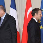 Otan: Macron réclame des clarifications à ses alliés