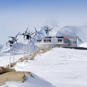 En Antarctique, la station Princesse Élisabeth prouve que le «zéro carbone» est possible partout