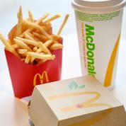 Les rois du fast-food veulent un sursis pour les emballages de frites et burgers
