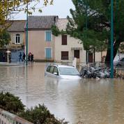 Le réchauffement climatique aggrave les pluies intenses dans le Sud-Est