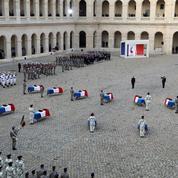 Guillaume Tabard: «La cour des Invalides, le cœur de la République»