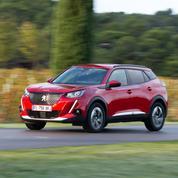 Nouvelle Peugeot 2008: le premier essai