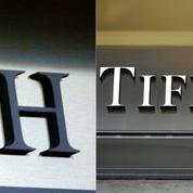 Les géants du luxe visés par l'Amérique résistent en Bourse