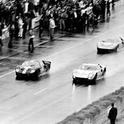 Le circuit du Mans: de la gomme et des bulles