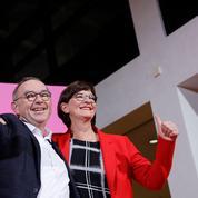 L'aile gauche du SPD en position de force