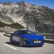 Jaguar F-Type, une efficacité redoublée