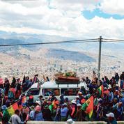 En Bolivie, les pro-Morales ne désarment pas