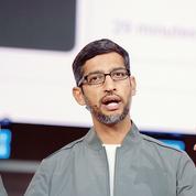 Sundar Pichai désormais seul maître à bord chez Google et sa maison mère Alphabet